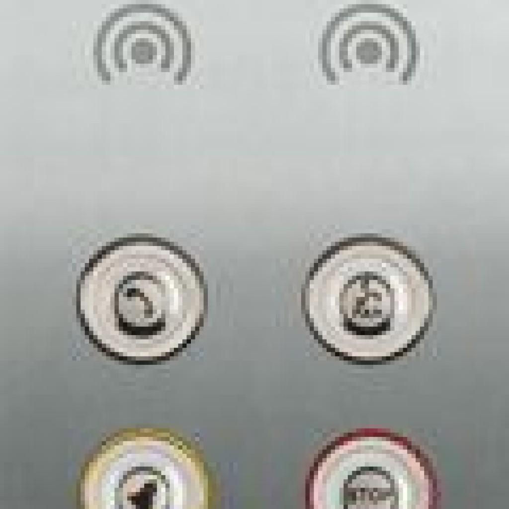 bursa asansör buton modelleri