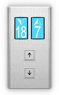 bursa asansör kat kasetleri